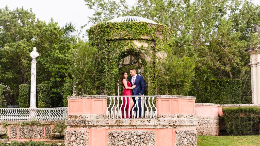 Vizcaya-Museum-and-Gardens-Engagement-Photos