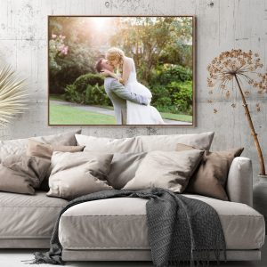 Float Frame Canvas Wall Art Collection